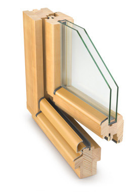 Drevené okná Profil IV 68 Softline