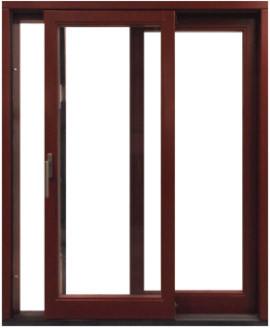 Posuvné balkónové dvere HST